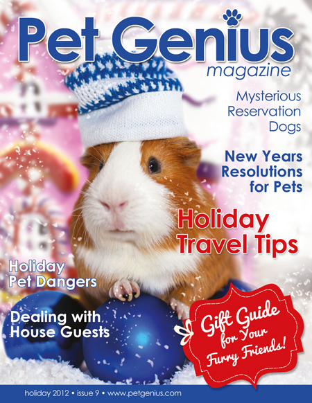 Pet Genius Wellness Magazine