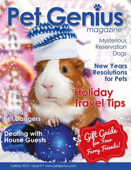 Pet Genius Wellness Magazine