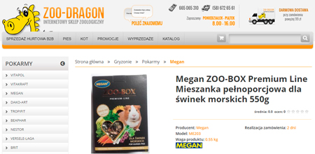 Megan ZOO-BOX Premium Line