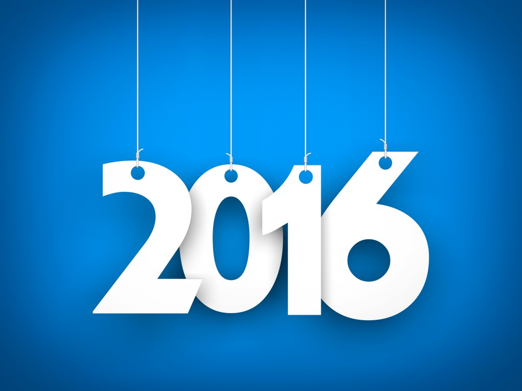 New year - 2016